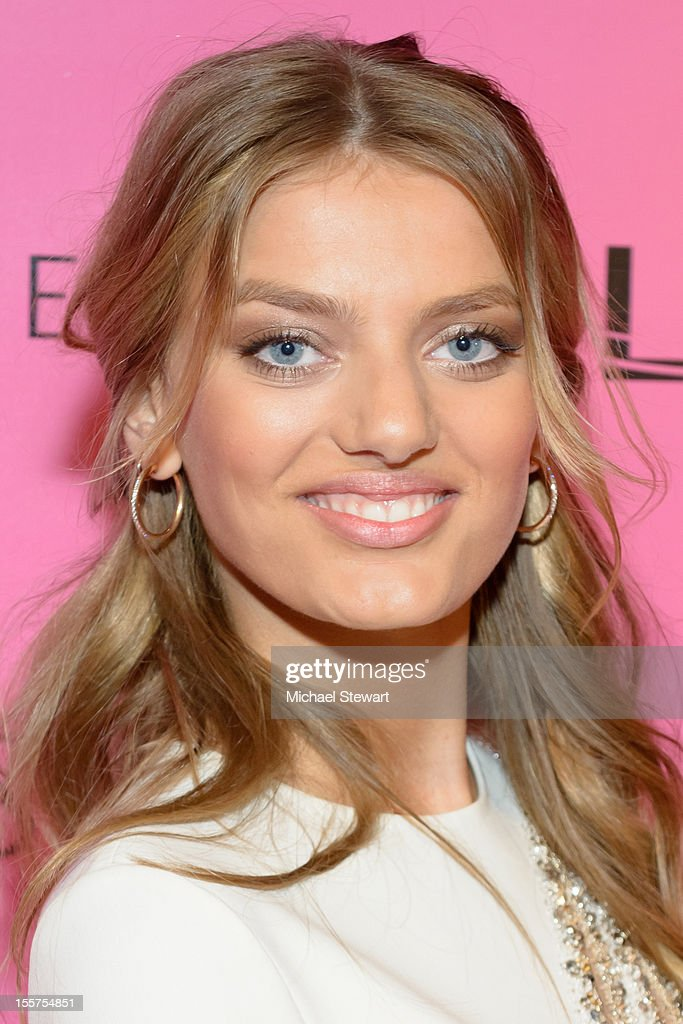 Model Bregje Heinen attends the after party for the 2012 Victoria's Secret Fashion Show at Lavo NYC on November 7, 2012 in New York City.