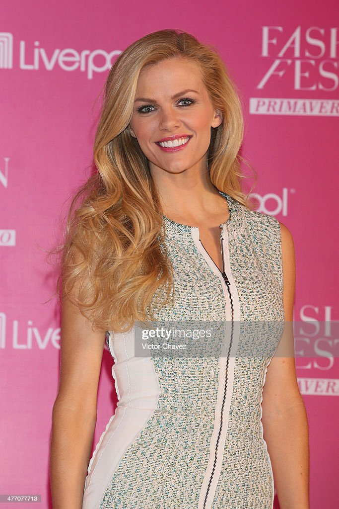 Liverpool fashion fest spring summer 2014 brooklyn decker for Models brooklyn