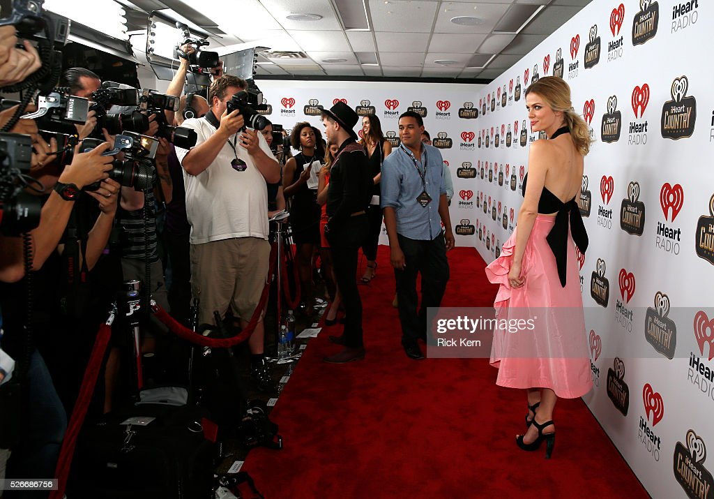 Model <a gi-track='captionPersonalityLinkClicked' href=/galleries/search?phrase=Brooklyn+Decker&family=editorial&specificpeople=815965 ng-click='$event.stopPropagation()'>Brooklyn Decker</a> attends the 2016 iHeartCountry Festival at The Frank Erwin Center on April 30, 2016 in Austin, Texas.