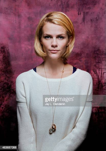Model Brooklyn Decker is photographed for Los Angeles Times on January 24 2015 in Park City Utah PUBLISHED IMAGE CREDIT MUST READ Jay L Clendenin/Los...