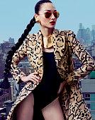 Bruna Tenorio, Harper's Bazaar