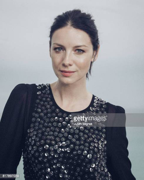 Model Caitriona Balfe is photographed for Grazia Magazine on May 14 2016 in Cannes France