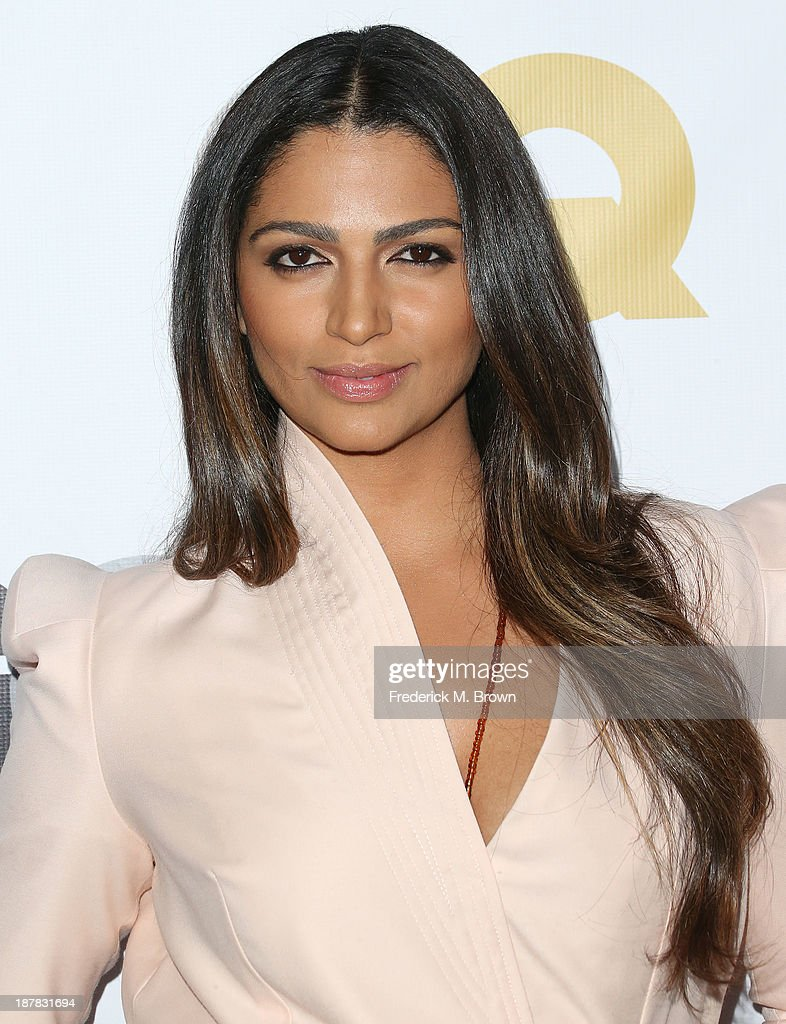 Model Camila Alves McConaughey attends the GQ Men Of The Year Party at The Ebell Club of Los Angeles on November 12, 2013 in Los Angeles, California.