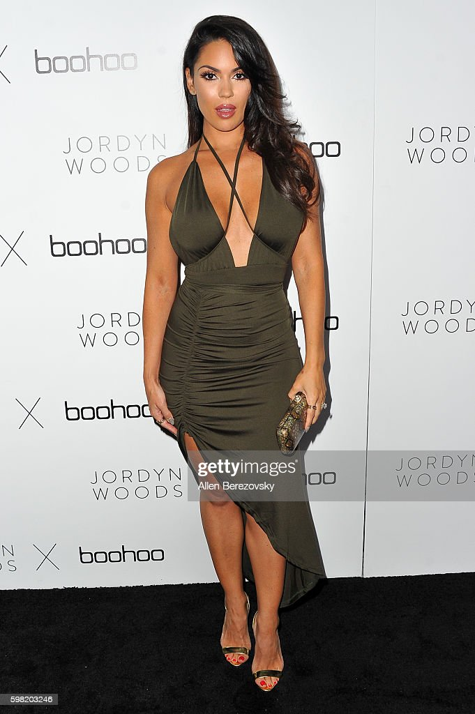 Boohoo X Jordyn Woods Fashion Event