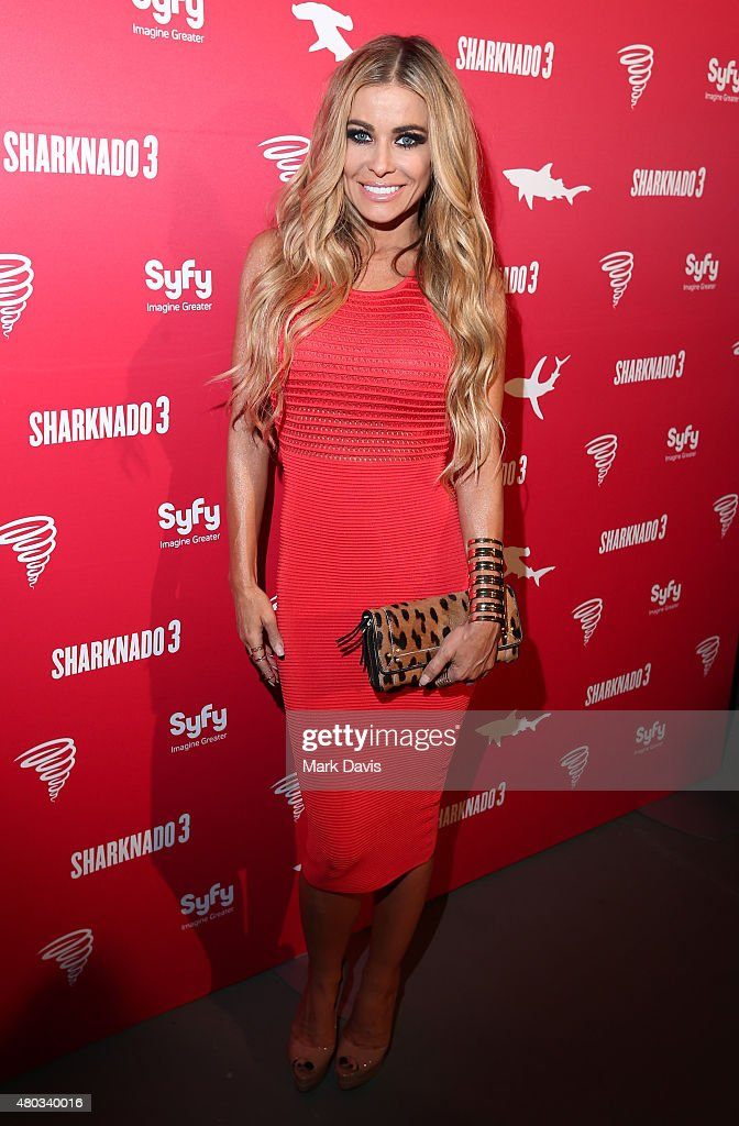"Comic-Con International 2015 - ""Sharknado 3"" Party"