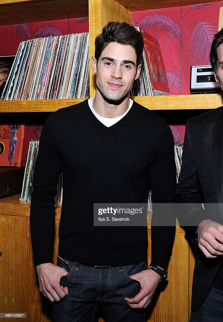 Model Chad White attends 2nd Supermodel Saturday at No.8 on March 22, 2014 in New York City.