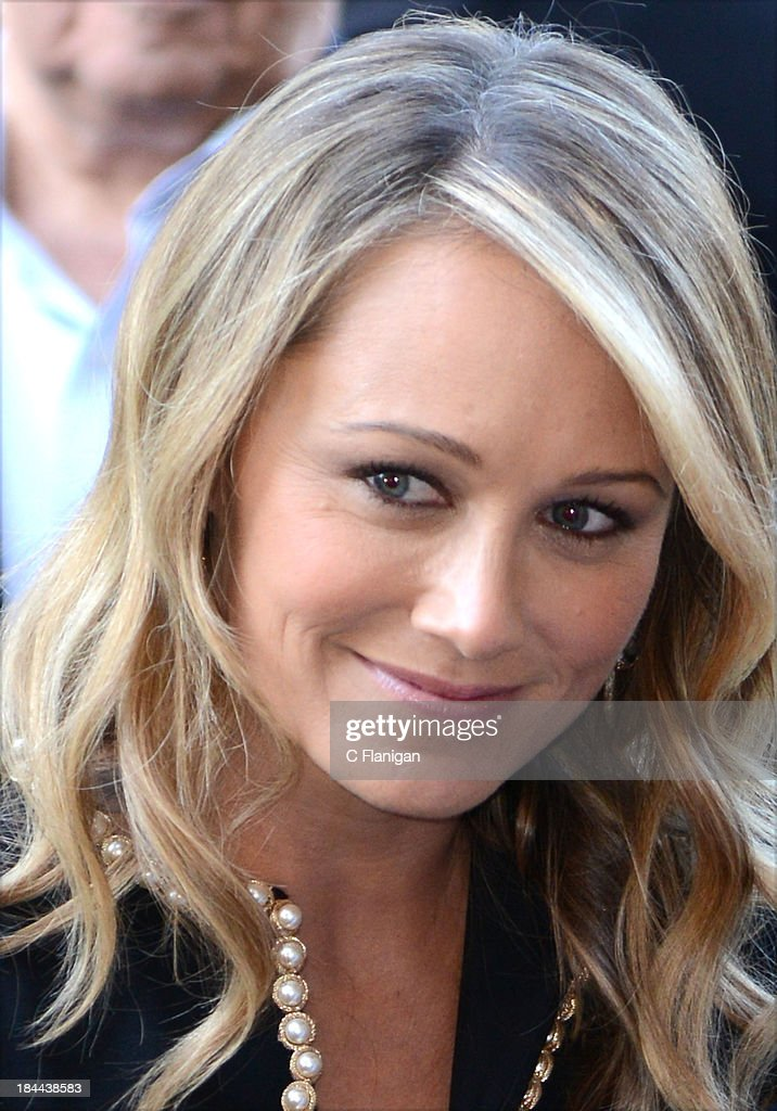 Model Christine Taylor arrives during the 36th Annual Mill Valley Film Festival at CineArts Sequoia Theatre on October 13, 2013 in Mill Valley, California.