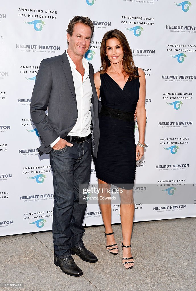 """The Annenberg Space For Photography Exhibit Opening For """"Helmut Newton: White Women - Sleepless Nights - Big Nudes"""" - Arrivals"""