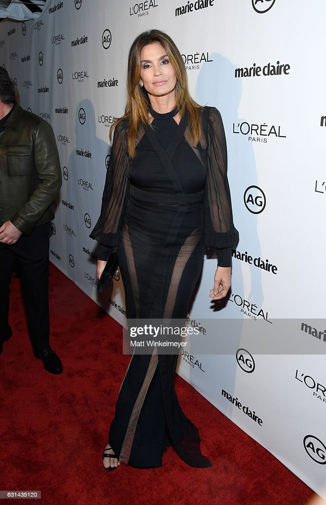model-cindy-crawford-attends-marie-claires-image-maker-awards-2017-at-picture-id631435120