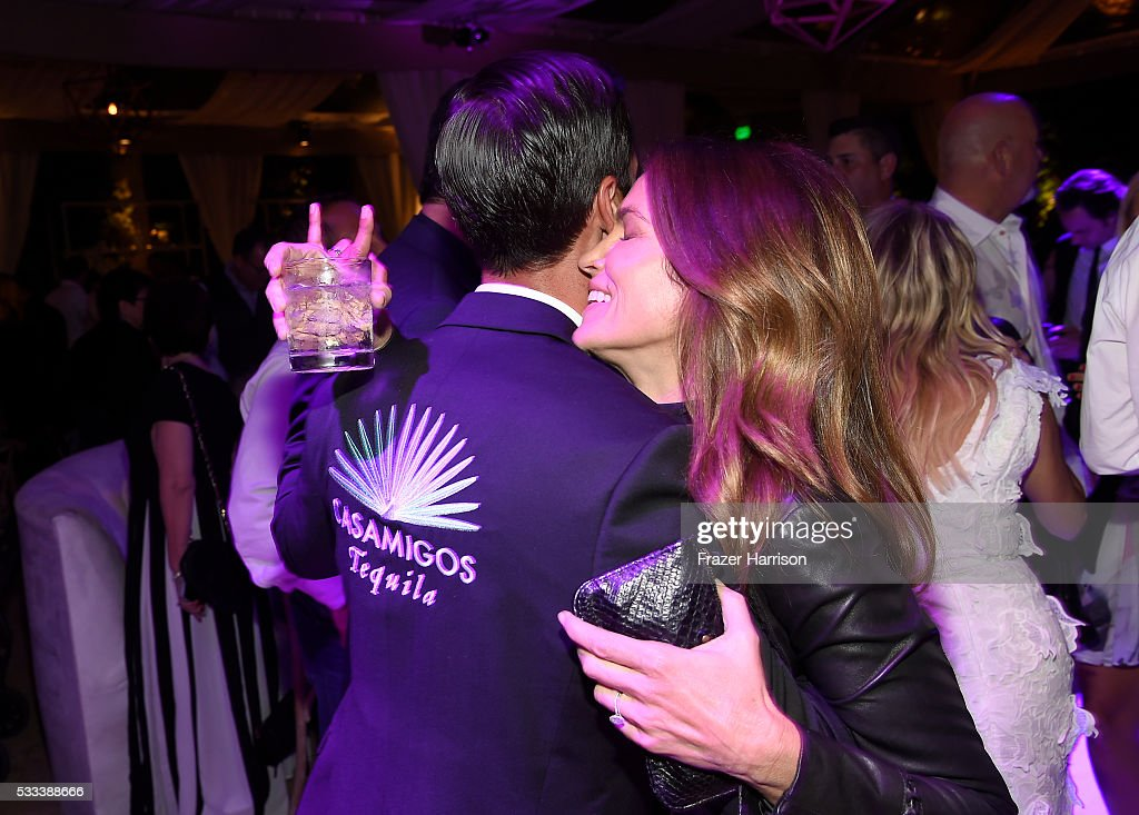 Model Cindy Crawford attends The Heart Foundation 20th Anniversary Event honoring Discovery Land Company's Mike Meldman at the Green Acres Estate on May 21, 2016 in Beverly Hills, California.