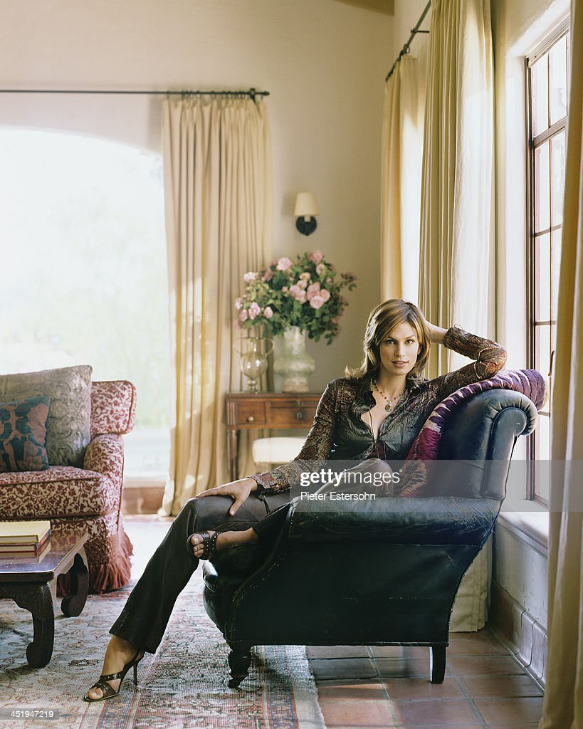 Cindy Crawford Home Cindy Crawford Elle Decor October 1 2002 Photos And Images