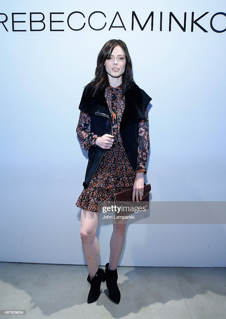 Rebecca Minkoff  - Front Row & Backstage - Spring 2016 New York Fashion Week: The Shows
