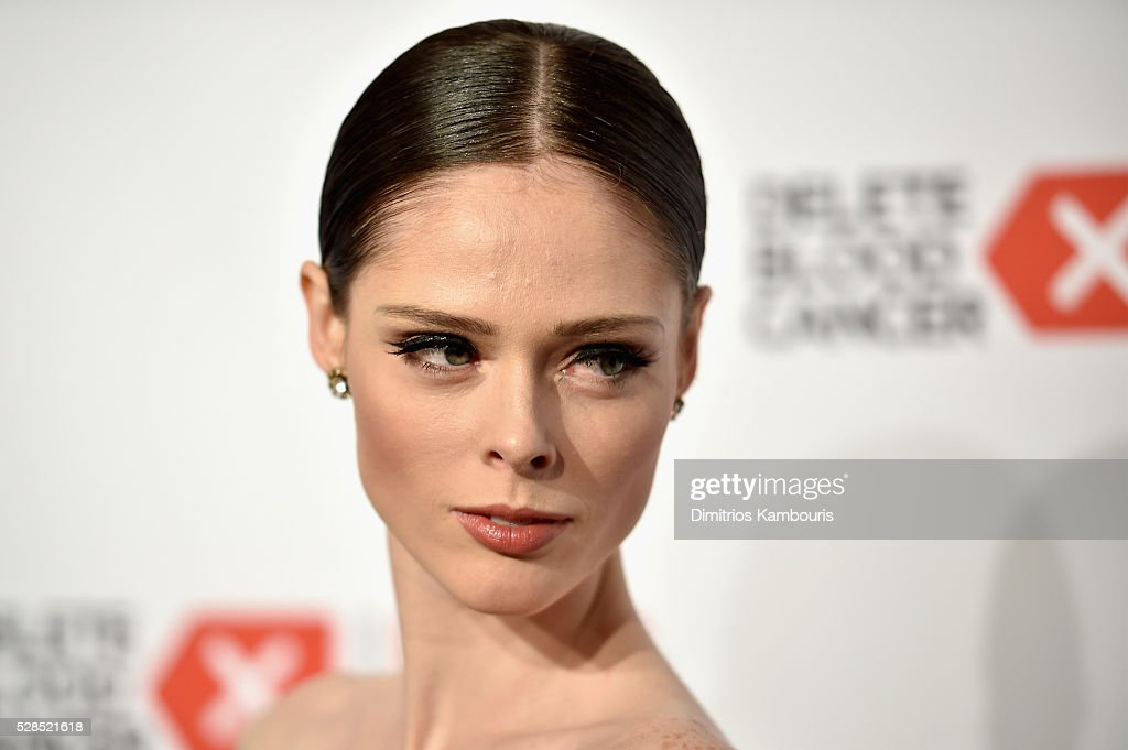 Model Coco Rocha attends the 10th Annual Delete Blood Cancer DKMS Gala at Cipriani Wall Street on May 5, 2016 in New York City.