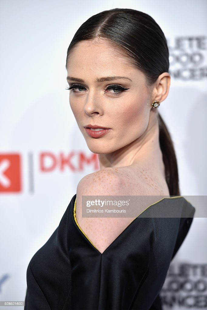 Model <a gi-track='captionPersonalityLinkClicked' href=/galleries/search?phrase=Coco+Rocha&family=editorial&specificpeople=4172514 ng-click='$event.stopPropagation()'>Coco Rocha</a> attends the 10th Annual Delete Blood Cancer DKMS Gala at Cipriani Wall Street on May 5, 2016 in New York City.
