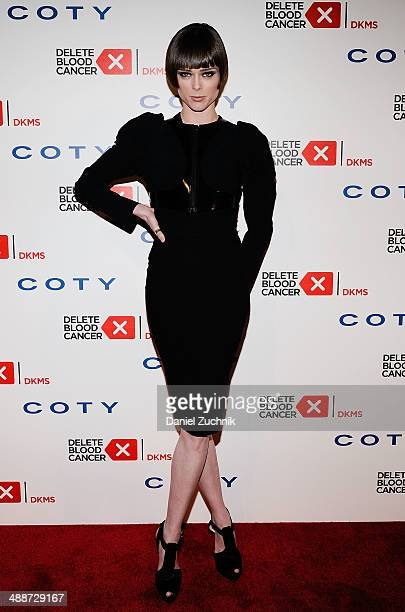Model Coco Rocha attends the 2014 Delete Blood Cancer Gala at Cipriani Wall Street on May 7 2014 in New York City