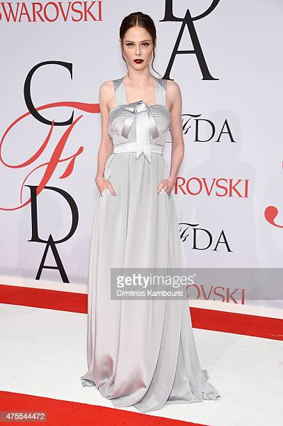 Model Coco Rocha attends the 2015 CFDA Fashion Awards at Alice Tully Hall at Lincoln Center on June 1 2015 in New York City