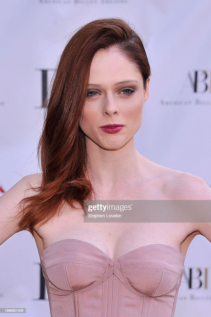 Model <a gi-track='captionPersonalityLinkClicked' href=/galleries/search?phrase=Coco+Rocha&family=editorial&specificpeople=4172514 ng-click='$event.stopPropagation()'>Coco Rocha</a> attends the American Ballet Theatre opening night Spring Gala at Lincoln Center on May 13, 2013 in New York City.