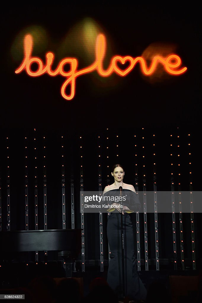 Model <a gi-track='captionPersonalityLinkClicked' href=/galleries/search?phrase=Coco+Rocha&family=editorial&specificpeople=4172514 ng-click='$event.stopPropagation()'>Coco Rocha</a> speaks onstage at the 10th Annual Delete Blood Cancer DKMS Gala at Cipriani Wall Street on May 5, 2016 in New York City.