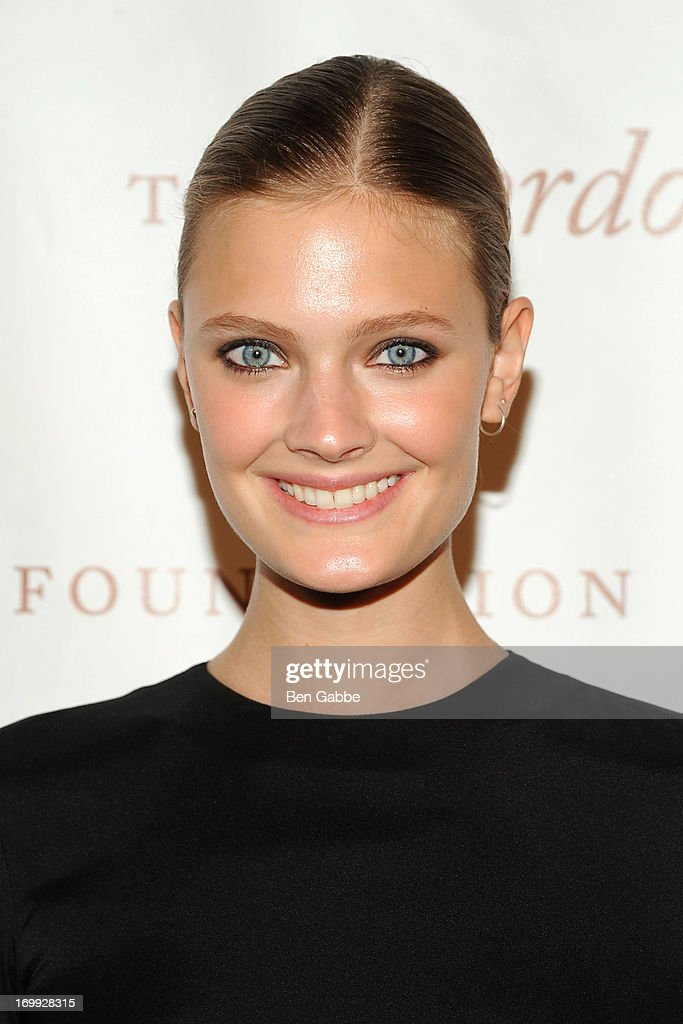 Model <a gi-track='captionPersonalityLinkClicked' href=/galleries/search?phrase=Constance+Jablonski&family=editorial&specificpeople=5550150 ng-click='$event.stopPropagation()'>Constance Jablonski</a> attends 2013 Gordon Parks Foundation Awards at The Plaza Hotel on June 4, 2013 in New York City.