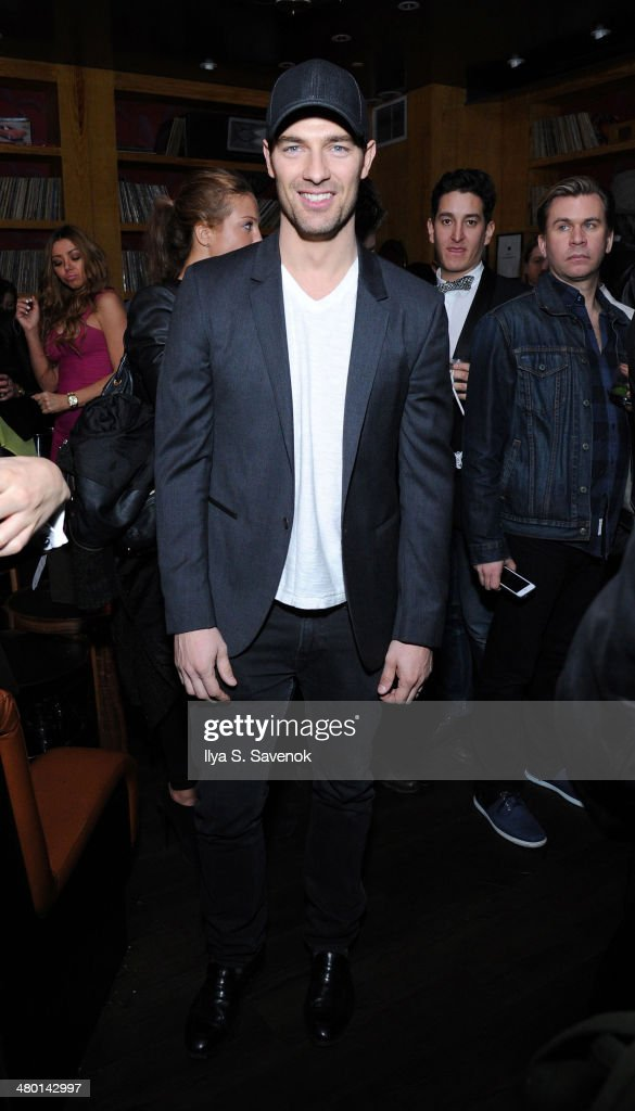 Model Cory Bond attends 2nd Supermodel Saturday at No.8 on March 22, 2014 in New York City.