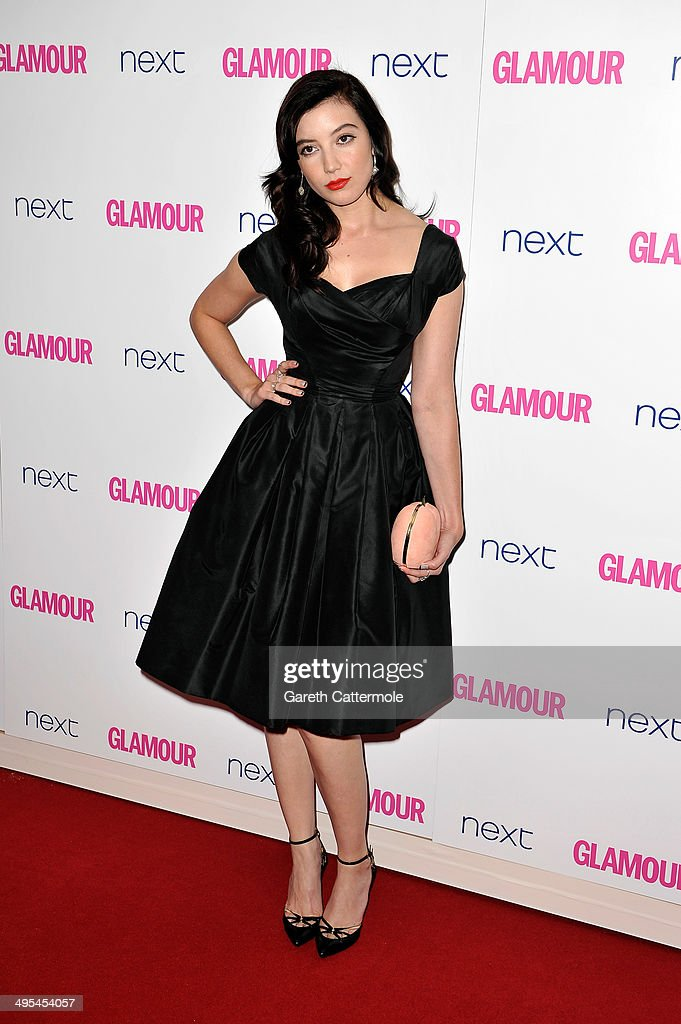 Model Daisy Lowe attends the Glamour Women of the Year Awards at Berkeley Square Gardens on June 3 2014 in London England