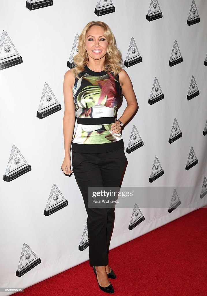Model / Dancer Kym Johnson attends the 2012 Media Access Awards at The Beverly Hilton Hotel on October 10, 2012 in Beverly Hills, California.