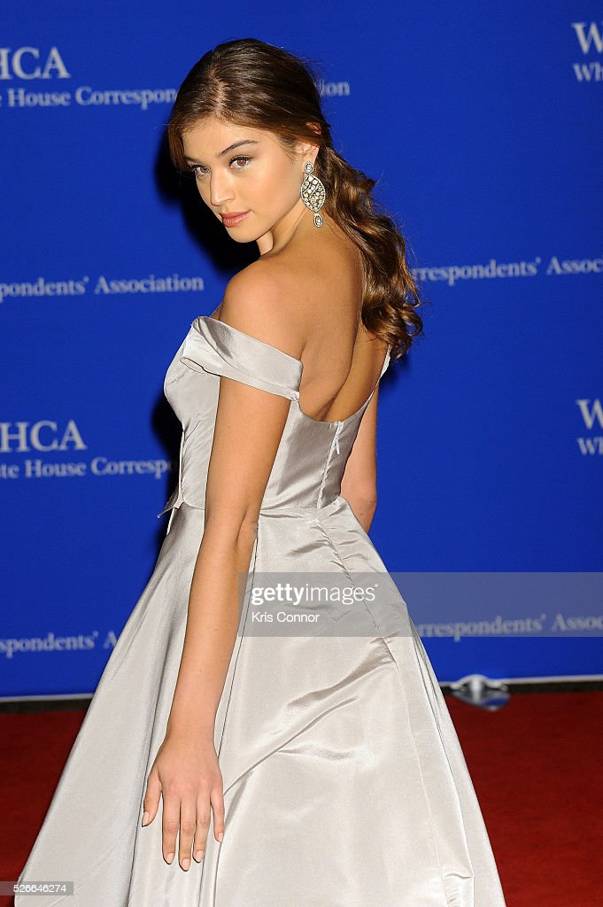 Model Daniela Lopez attends the 102nd White House Correspondents' Association Dinner on April 30, 2016 in Washington, DC.