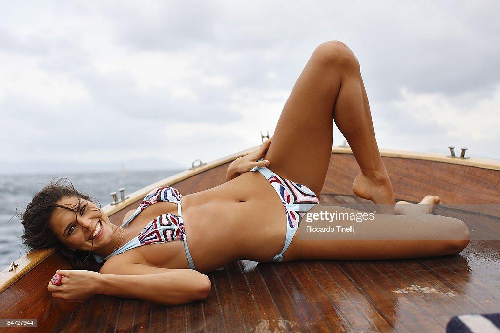 Celebrities in Hot Bikini: Daniella Sarahyba - Brazilian