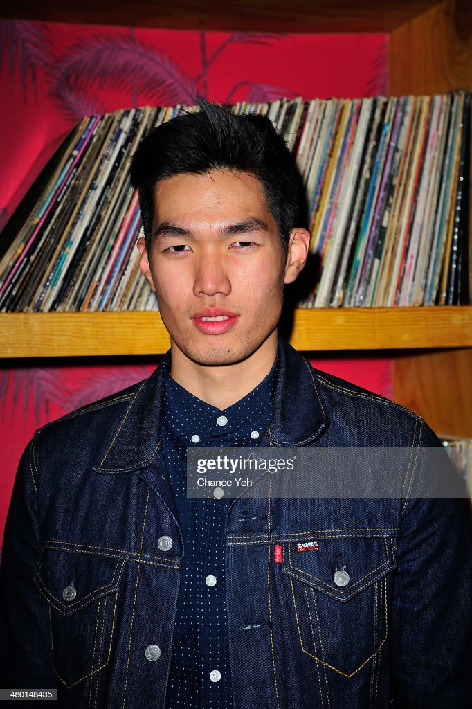Model Danny Lim attends 2nd Supermodel Saturday at No.8 on March 22, 2014 in New York City.