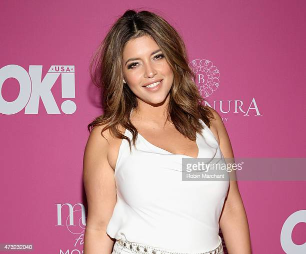 Model Denise Bidot attends OK Magazine's So Sexy NYC Event at HAUS Nightclub on May 13 2015 in New York City