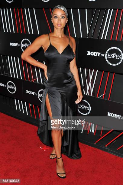 Model Draya Michele attends BODY At The ESPYS PreParty at Avalon Hollywood on July 11 2017 in Los Angeles California