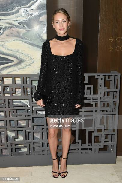 Model Dylan Penn attends the Daily Front Row's Fashion Media Awards at Four Seasons Hotel New York Downtown on September 8 2017 in New York City