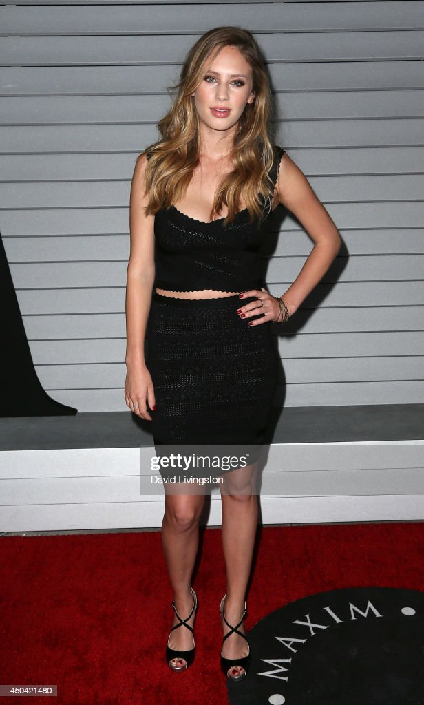 Model Dylan Penn attends the Maxim Hot 100 event at the Pacific Design Center on June 10, 2014 in West Hollywood, California.