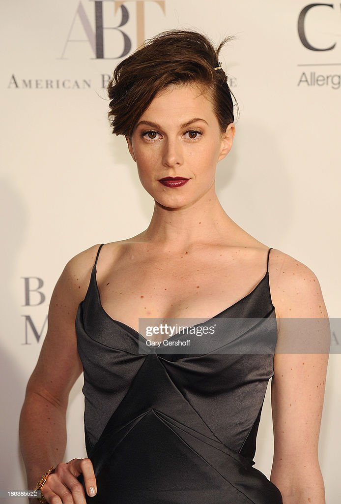 Model Elettra Wiedemann attends American Ballet Theatre 2013 Opening Night Fall Gala at David Koch Theatre at Lincoln Center on October 30, 2013 in New York City.