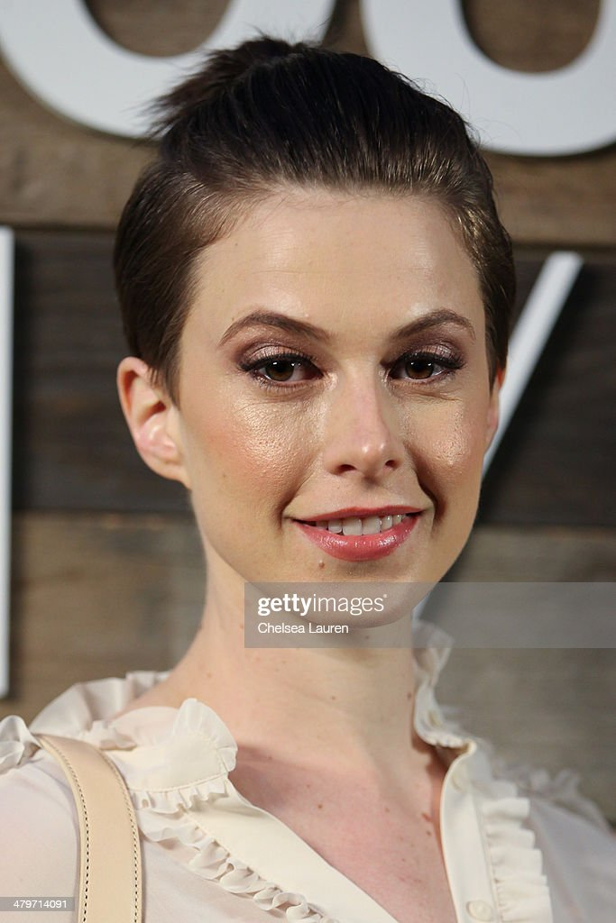 Model Elettra Wiedemann attends H&M Conscious Exclusive Dinner at Eveleigh on March 19, 2014 in West Hollywood, California.