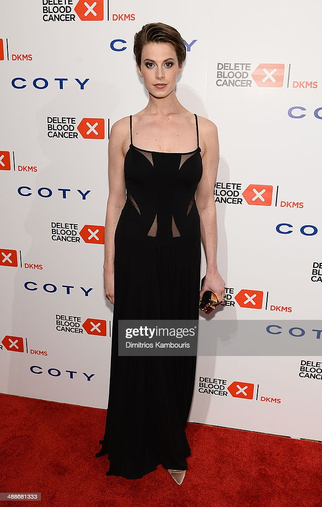 Model Elettra Wiedemann attends the 2014 Delete Blood Cancer Gala Honoring Evan Sohn and the Sohn Conference Foundation at Cipriani Wall Street on May 7, 2014 in New York City.