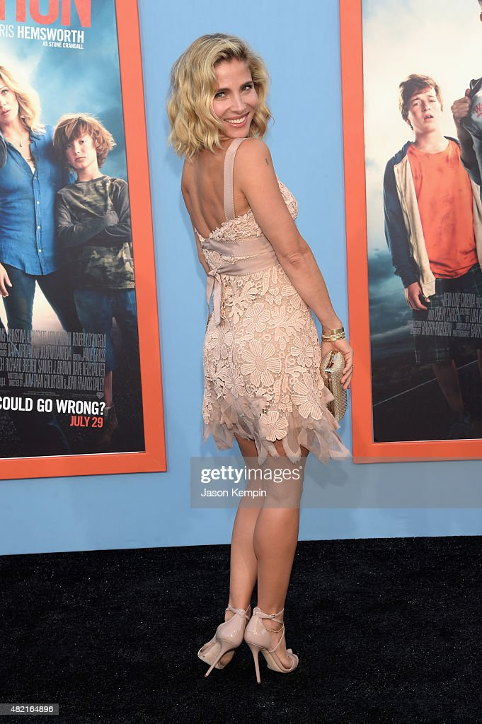 Model <a gi-track='captionPersonalityLinkClicked' href=/galleries/search?phrase=Elsa+Pataky&family=editorial&specificpeople=242789 ng-click='$event.stopPropagation()'>Elsa Pataky</a> attends the premiere of Warner Bros. 'Vacation' at Regency Village Theatre on July 27, 2015 in Westwood, California.