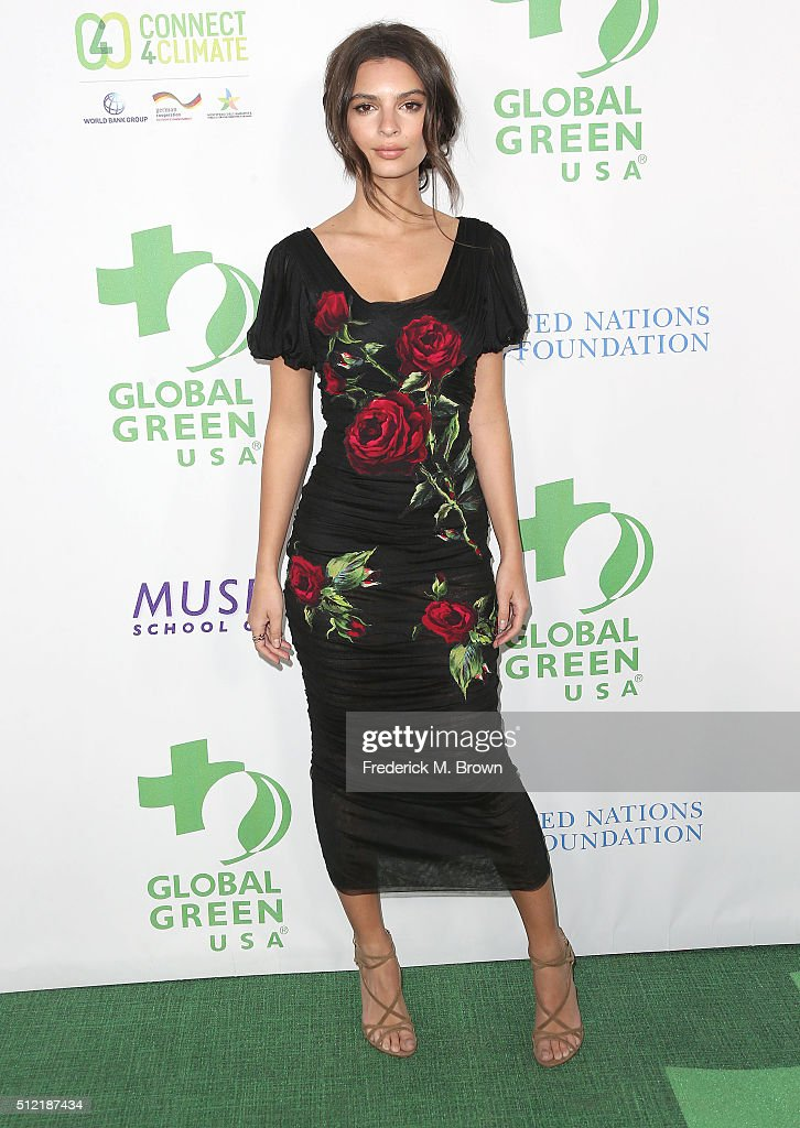 Global Green USA's 13th Annual Pre-Oscar Party - Arrivals