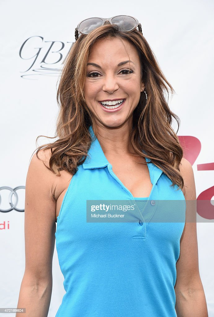 Model Eva LaRue attended the 8th Annual George Lopez Celebrity Golf Classic presented by Sabra Salsa to benefit The George Lopez Foundation on Monday...