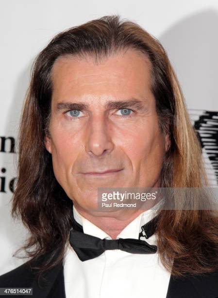 Model Fabio Lanzoni attending the 15th Annual Academy Awards Viewing Party Benefiting Children Uniting Nations at Warner Bros Estate on March 2 2014...
