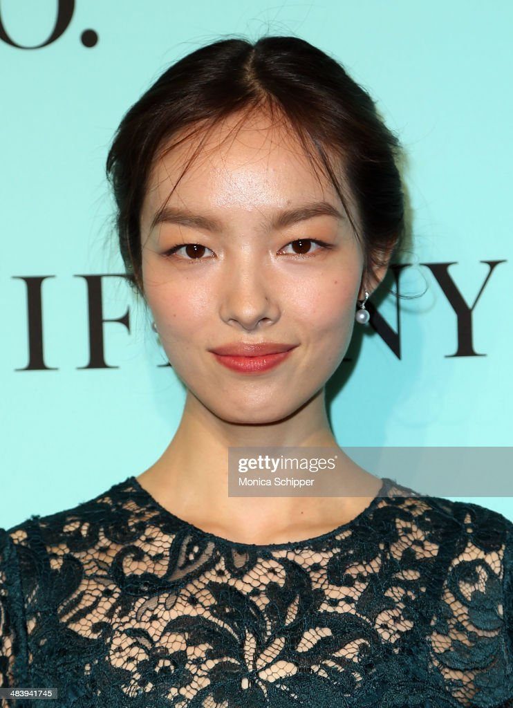Model <a gi-track='captionPersonalityLinkClicked' href=/galleries/search?phrase=Fei+Fei+Sun&family=editorial&specificpeople=8624804 ng-click='$event.stopPropagation()'>Fei Fei Sun</a> attends the 2014 Tiffany's Blue Book Gala at the Guggenheim Museum on April 10, 2014 in New York City.