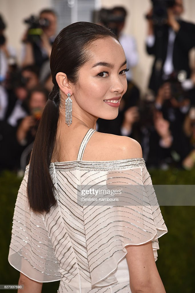 Model Fei Fei Sun attends the 'Manus x Machina: Fashion In An Age Of Technology' Costume Institute Gala at Metropolitan Museum of Art on May 2, 2016 in New York City.