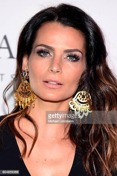 Model Fernanda Motta attends the UNITAS 2nd annual gala against human trafficking at Capitale on September 13 2016 in New York City