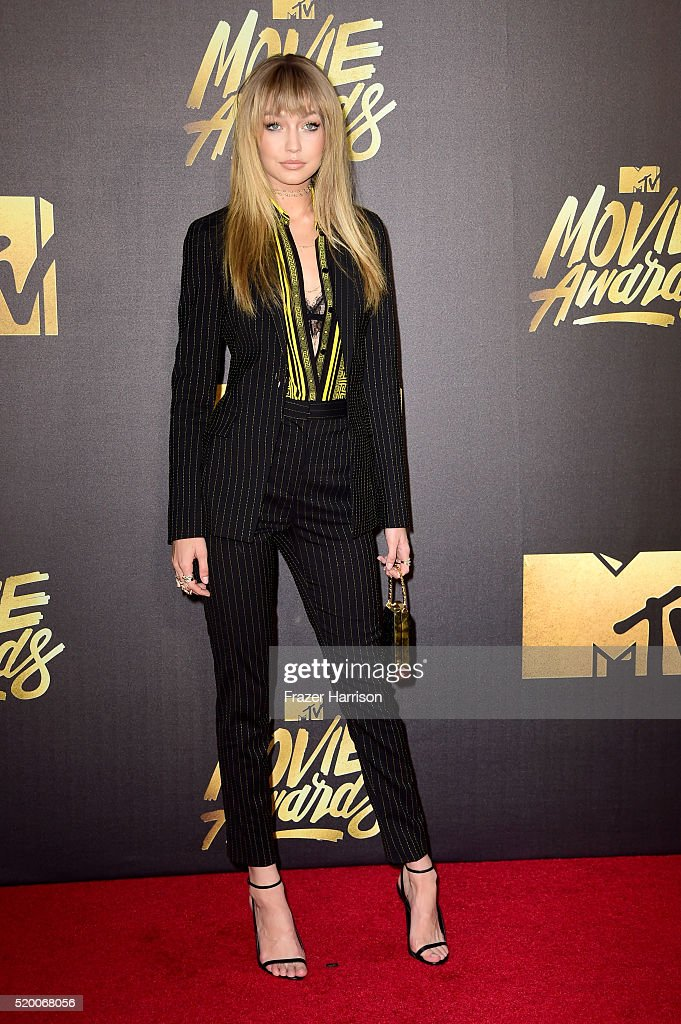 model-gigi-hadid-attends-the-2016-mtv-movie-awards-at-warner-bros-on-picture-id520068056