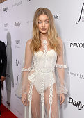 Model Gigi Hadid attends The Daily Front Row 'Fashion Los Angeles Awards' 2016 at Sunset Tower Hotel on March 20 2016 in West Hollywood California