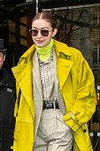 Celebrity Sightings In Paris - February 24, 2020