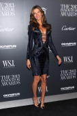 Model Gisele Bündchen attends the WSJ Magazine's 'Innovator Of The Year' Awards 2013 at The Museum of Modern Art on November 6 2013 in New York City