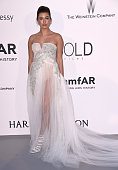 Model Hailey Baldwin attends amfAR's 22nd Cinema Against AIDS Gala Presented By Bold Films And Harry Winston at Hotel du CapEdenRoc on May 21 2015 in...