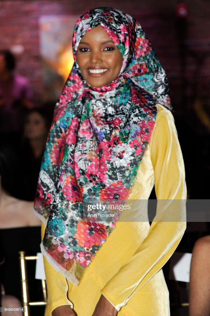 Mac Duggal at New York Fashion Week NYFW Art Hearts Fashion SS/18