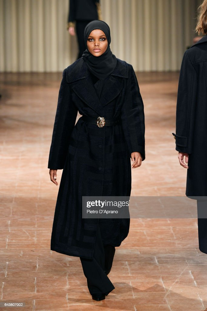 Alberta Ferretti - Runway - Milan Fashion Week Fall/Winter 2017/18